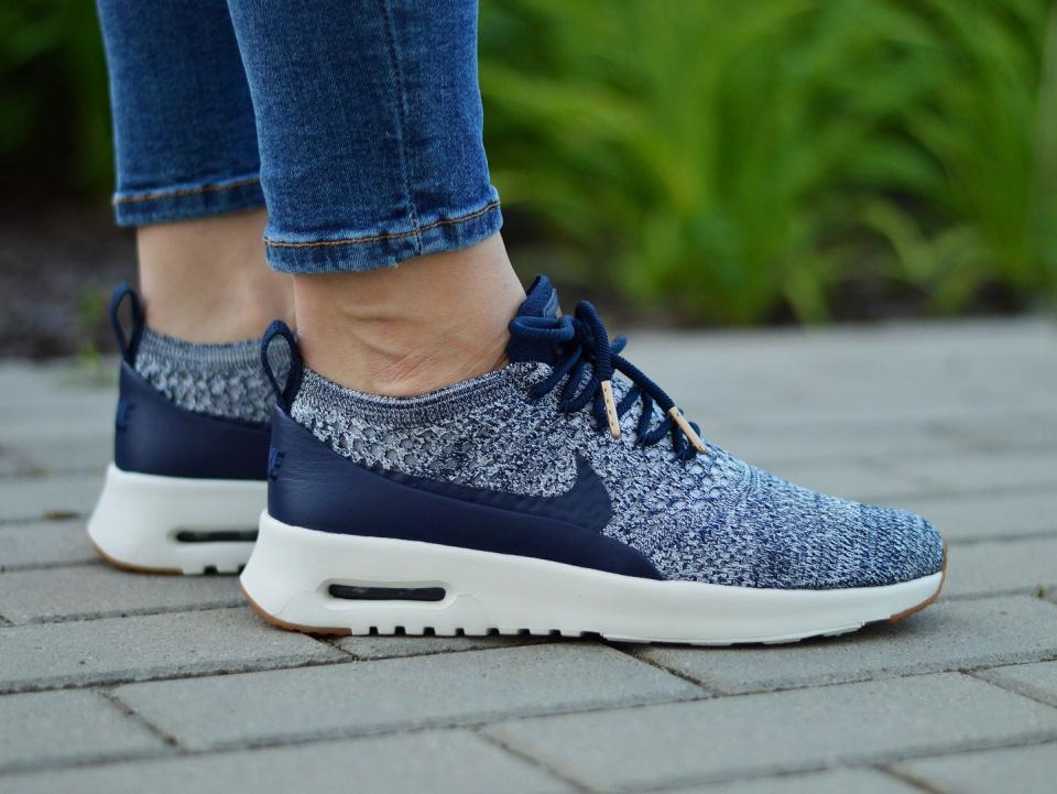 Nike AIR MAX THEA ULTRA FLYKNIT, Damskie 38 (24cm
